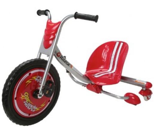 Tricicleta Razor Flash Rider 360 Rosie