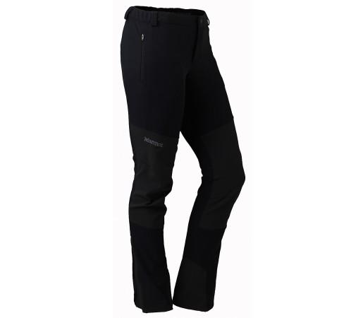 Pantaloni softshell Marmot W Pillar Negri