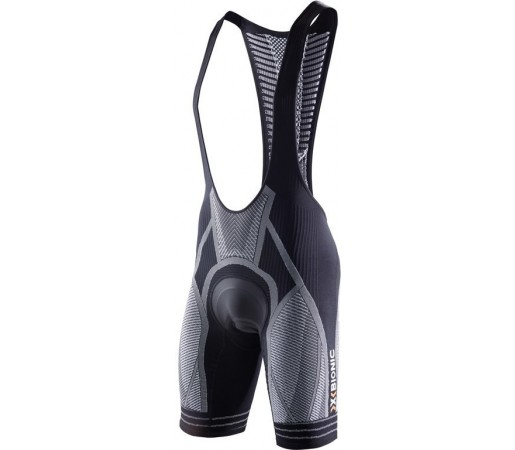 Pantaloni X-Bionic Biking Man The Trick OW Bib Short Endurance Black