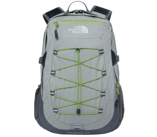 Rucsac The North Face Borealis Classic Gri/Verde