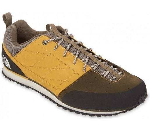 Incaltaminte The North Face Scend Leather Yellow 2014