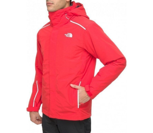 Geaca The North Face M Kardiak Triclimate Rosu
