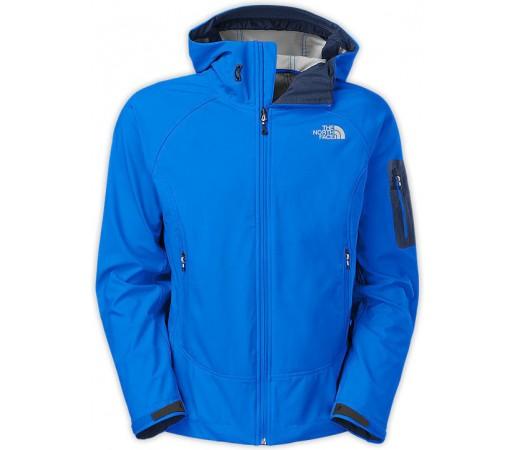 Geaca The North Face M Valkyrie Albastru