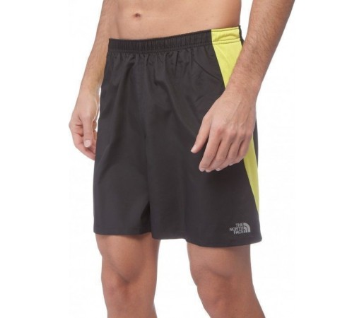Pantaloni scurti The North Face GTD M Black/Green 2013