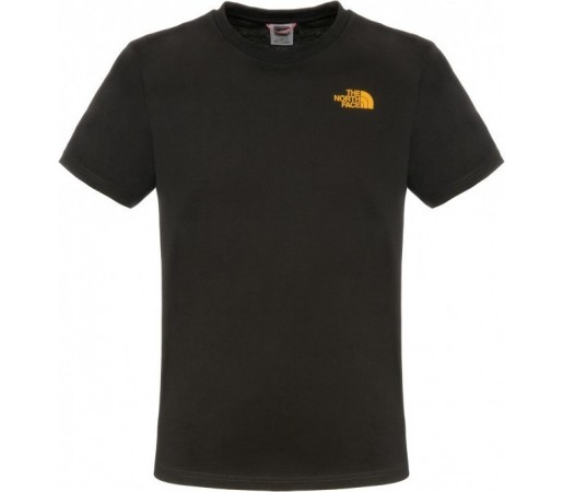 Tricou The North Face M S/S Simple Dome Negru