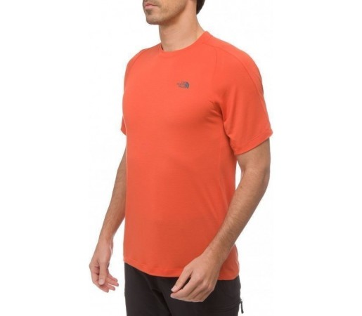 Tricou The North Face Horizon Crew M Zion Orange 2013