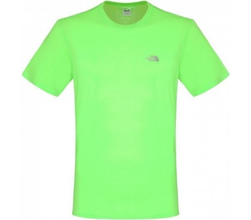 Tricou The North Face Reaxion Crew S/S M Power Green