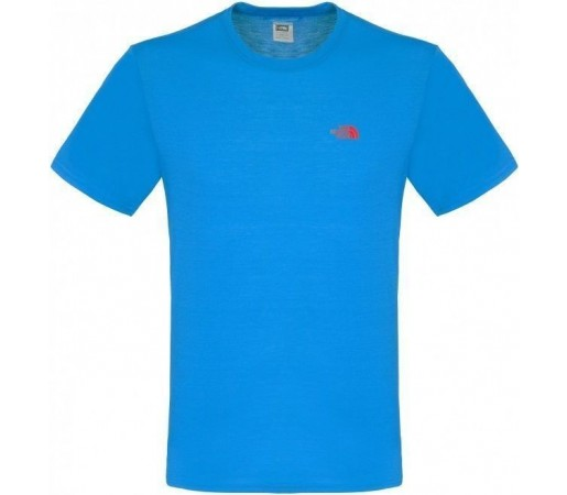 Tricou The North Face Reaxion Crew Drummer Blue