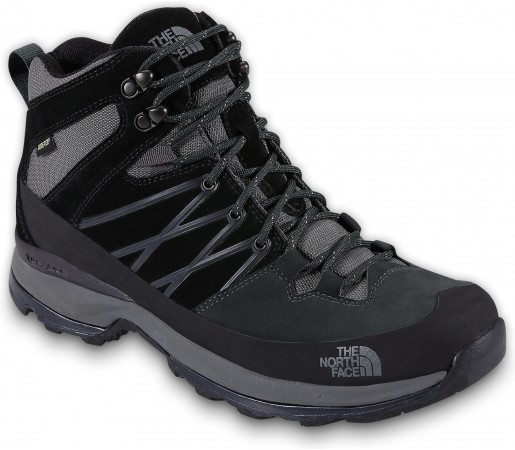 Incaltaminte The North Face M Wreck Mid GTX Negru