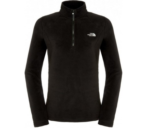 The North Face Polar W 100 Glacier 1/4 Zip Black