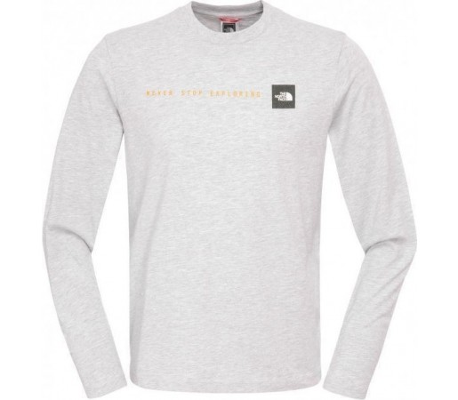 Bluza The North Face M Never Stop Exploring Gri