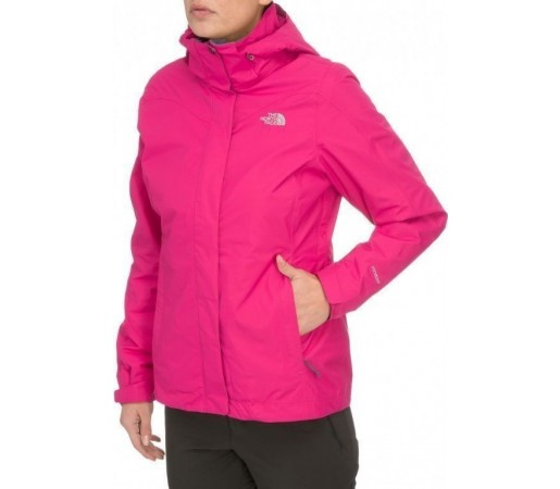 Geaca The North Face W Zephyr Triclimate Roz
