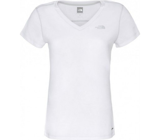 Tricou the North Face RDT V-Neck White