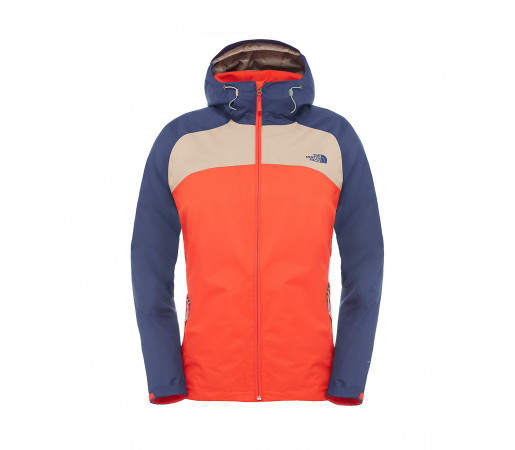 Geaca The North Face W Sequence Rosie/Albastra