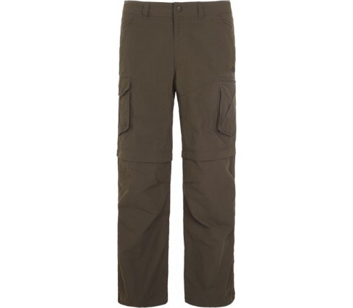Pantaloni The North Face M Triberg Convertible Verzi