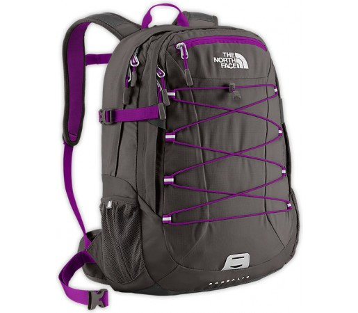 Rucsac The North Face W Borealis Gri/Mov