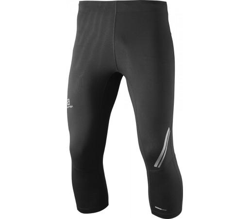 Pantaloni Salomon Agile 3/4 M Negri
