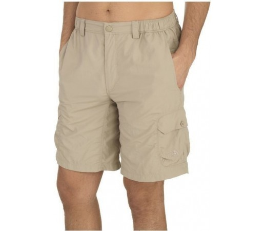 Pantaloni scurti The North Face Horizon Peak Cargo M Dune Beige 2013