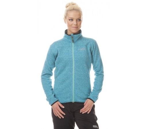 Jacheta Nordblanc ALLURE Sweater Fleece Albastra