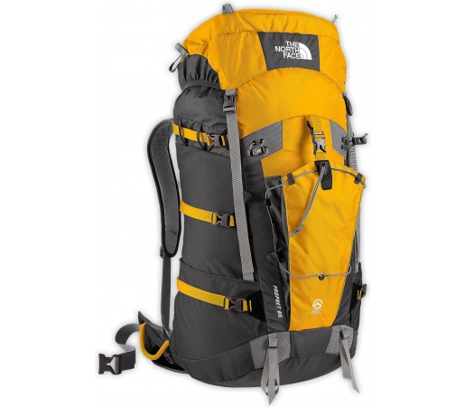 Rucsac The North Face M Prophet 65 Galben
