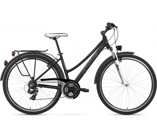 Bicicleta de munte Arkus Czajka D Negru - Albastru