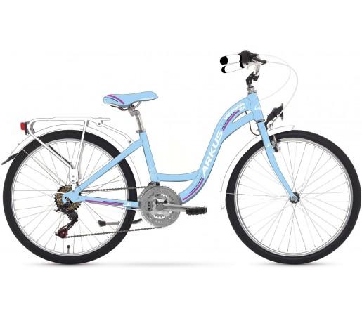 Bicicleta Copii Arkus Harmonia 24 Albastru
