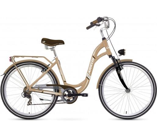 Bicicleta de oras Arkus Jaspis 28 Bej