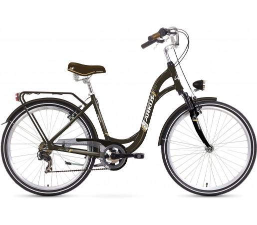Bicicleta de oras Arkus Samantha 26 Chocolate