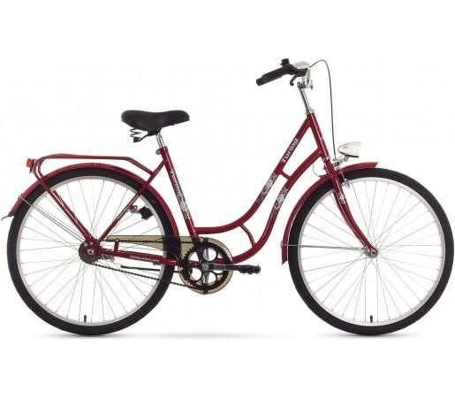 Bicicleta de oras Arkus Luiza Rosu