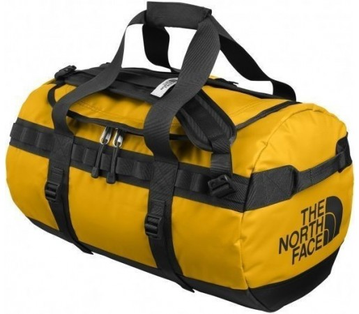 Geanta The North Face Base Camp Duffel  S Gold/Black