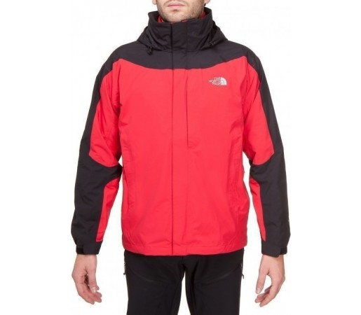 Geaca The North Face M's Evolution Triclimate Rosu/Negru 2013