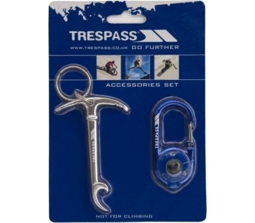 Breloc Trespass Axe