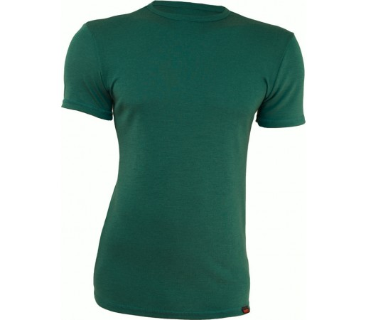 Tricou Merinito Barbat Verde