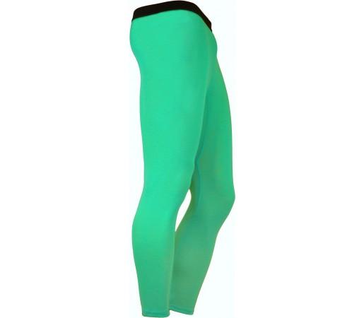 Pantaloni First Layer Merinito Lungi Turquoise