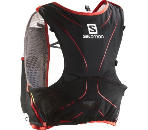 Rucsac hidratare Salomon S-Lab Advanced Skin3 5 Set Negru