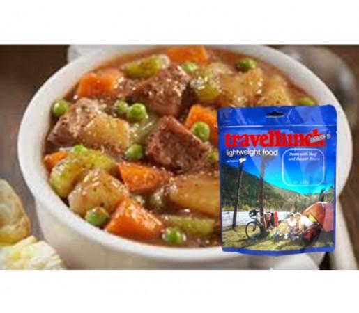 Aliment Travellunch carne de vita cu cartofi
