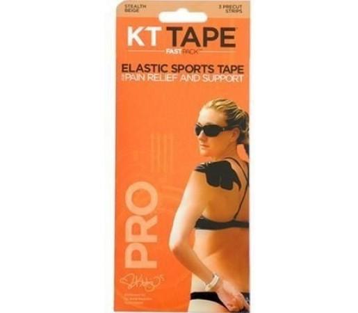 Benzi Kinesiologice KT Tape Pro Fast Pack Beige