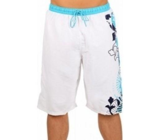 Boardshorts Fashy Men Bermuda Alb/ Albastru