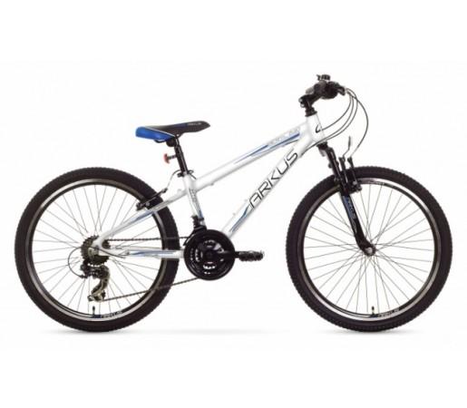 Bicicleta copii Arkus Beryl 240 Alba 2016