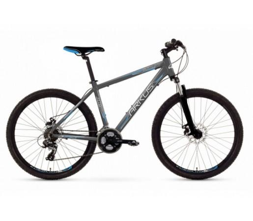 Bicicleta de munte Arkus Beryl 270 Disc Argintie 2016