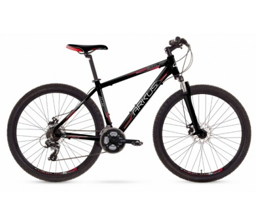 Bicicleta de munte Arkus Beryl 290 Disc Neagra 2016