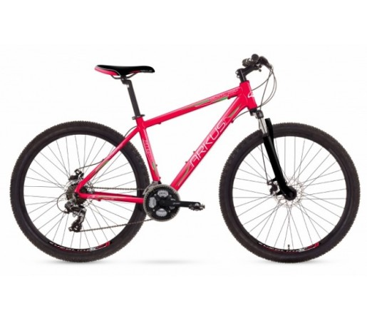 Bicicleta de munte Arkus Beryl 290 Disc Rosie 2016