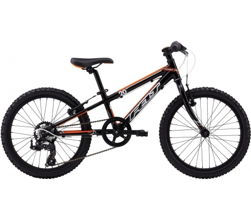 Bicicleta copii Felt Q20R Gloss Black
