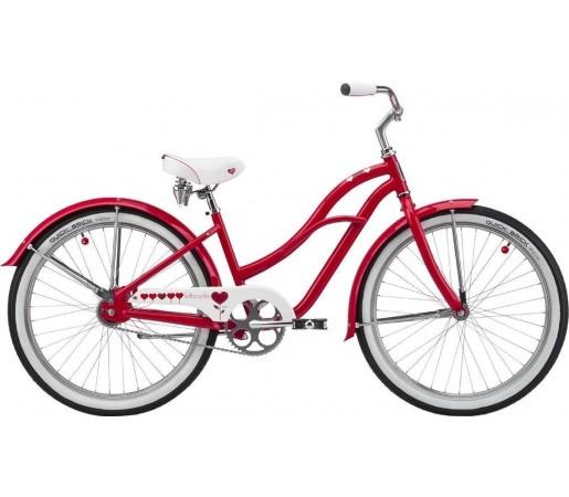 Bicicleta cruiser Felt Luv Camila Pink 2014