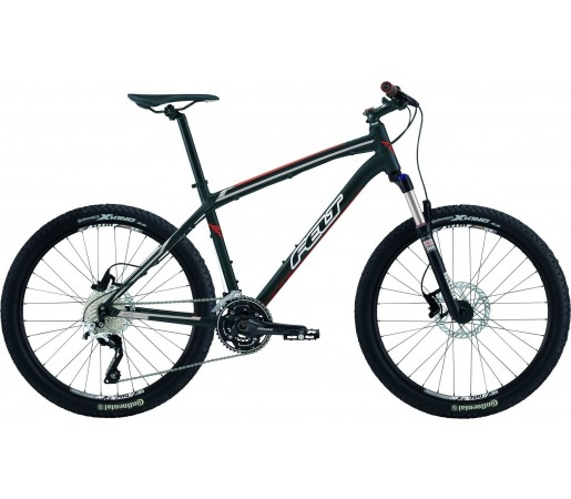 Bicicleta Felt Six 40 2014 Black