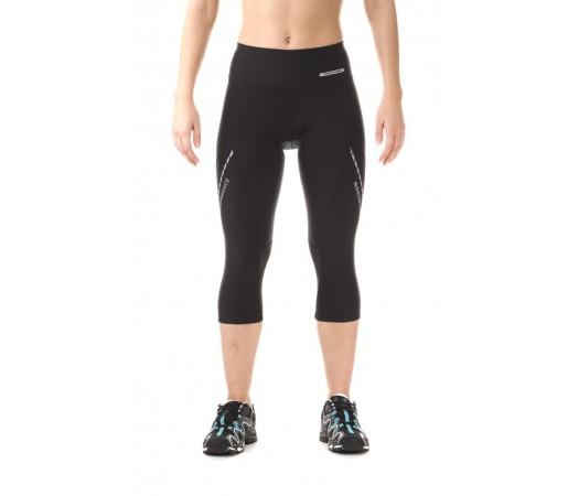 Pantaloni 3/4 ciclism Nordblanc W Firm Negri
