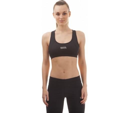 Bustiera Nordblanc Fixed Ladie's Dryfor Fitness Negru