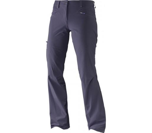Pantaloni Salomon Wayfarer Pant W Bleumarin