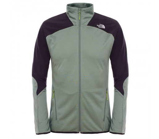 Bluza The North Face M Aoroa Verde