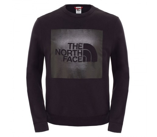 Bluza The North Face M Fine Crew Neagra